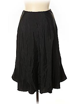 Ralph Lauren Silk Skirt Size 14