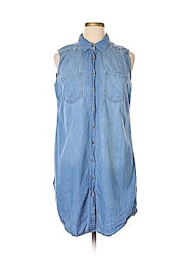 Wax Jean Casual Dress Size 1X (Plus)