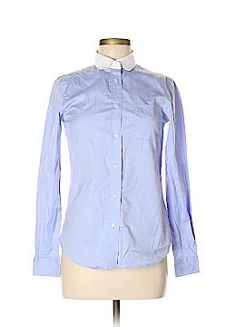 Coach Long Sleeve Button-Down Shirt Size 2