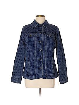 Charter Club Denim Jacket Size 0X (Plus)