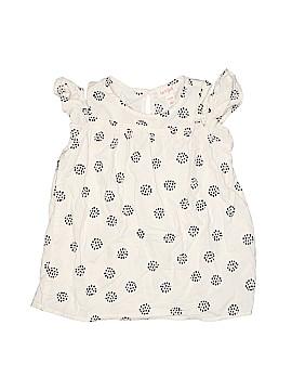 Cat & Jack Short Sleeve Blouse Size 6 - 6X