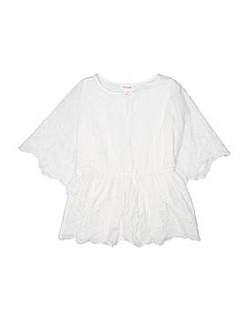 Cat & Jack 3/4 Sleeve Blouse Size 10 - 12