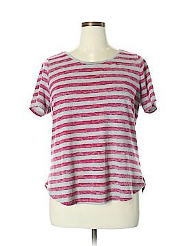 Lane Bryant Short Sleeve T-Shirt Size 14-16 Plus (Plus)