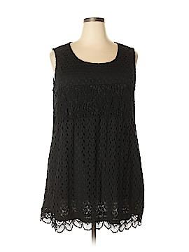 Kori America Casual Dress Size 2X (Plus)