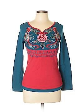 Tea Long Sleeve T-Shirt Size L