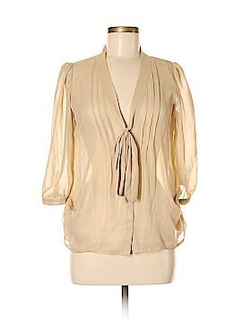 Decree 3/4 Sleeve Blouse Size M