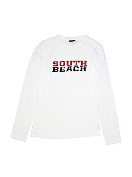 Champion Long Sleeve T-Shirt Size L (Kids)