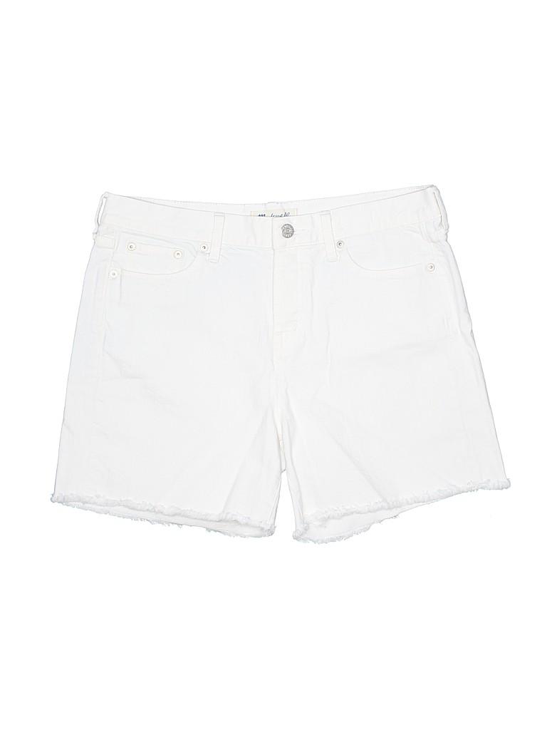 Madewell Women Denim Shorts 27 Waist