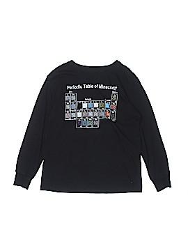 Mojang Long Sleeve T-Shirt Size L (Kids)