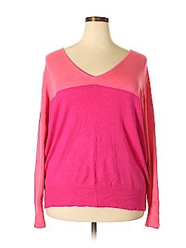 Lane Bryant Pullover Sweater Size 22 - 24 Plus (Plus)