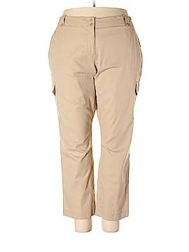 Talbots Cargo Pants Size 22 (Plus)