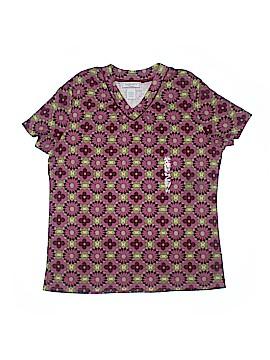Passport Short Sleeve T-Shirt Size 0X (Plus)