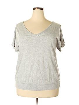 Lane Bryant Short Sleeve T-Shirt Size 20 (Plus)