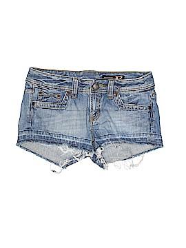 X2 Denim Shorts Size 4