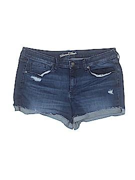 Universal Thread Denim Shorts Size 16