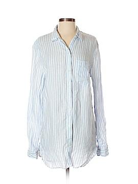 Gap Long Sleeve Button-Down Shirt Size S (Tall)