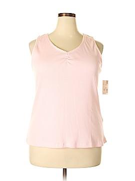 Avenue Sleeveless T-Shirt Size 18 /20Plus (Plus)
