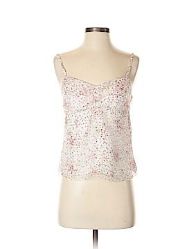 Tocca Sleeveless Silk Top Size 4