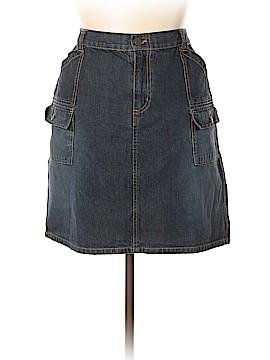 NY Jeans Denim Skirt Size 16