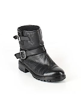 Zara Basic Boots Size 37 (EU)