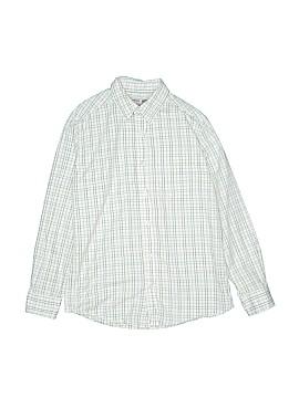 Urban Pipeline Long Sleeve Button-Down Shirt Size 10 - 12