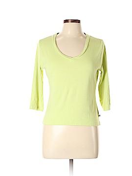 A Gold E 3/4 Sleeve T-Shirt Size L