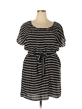 Fun & Flirt Casual Dress Size 1X (Plus)