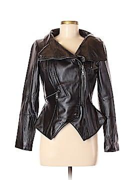G.I.L.I. Leather Jacket Size 6