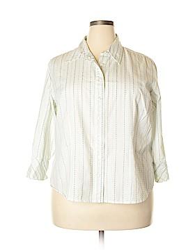 Fashion Bug 3/4 Sleeve Blouse Size 18 - 20 (Plus)