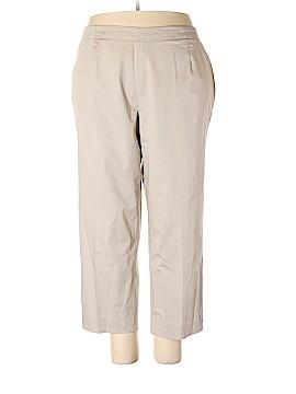 Talbots Casual Pants Size 22w (Plus)