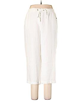 JM Collection Linen Pants Size 16