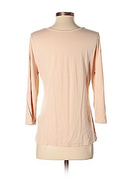 Garnet Hill 3/4 Sleeve Top Size M