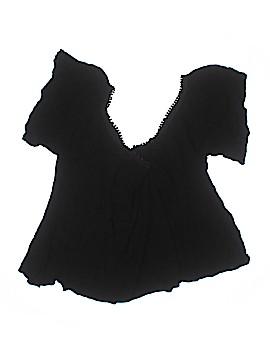 Soho Lady Short Sleeve Blouse Size 3X (Plus)