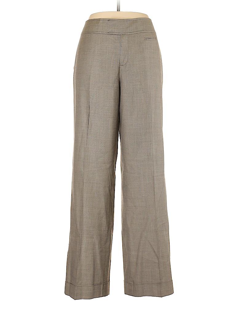Emanuel Ungaro Women Silk Pants Size 16
