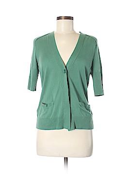 BCBGMAXAZRIA Silk Cardigan Size M