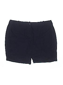 Talbots Outlet Khaki Shorts Size 20w (Plus)