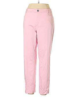 Chaps Casual Pants Size 16
