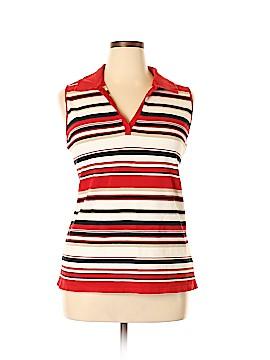 St. John's Bay Sleeveless Polo Size 1X (Plus)