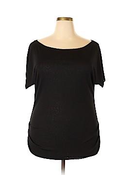 RACHEL Rachel Roy Short Sleeve T-Shirt Size XL