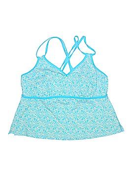 Lands' End Swimsuit Top Size 18 (Plus)