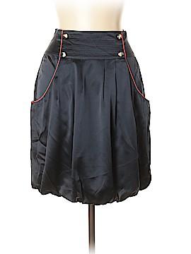 Lauren Moffatt Silk Skirt Size 10