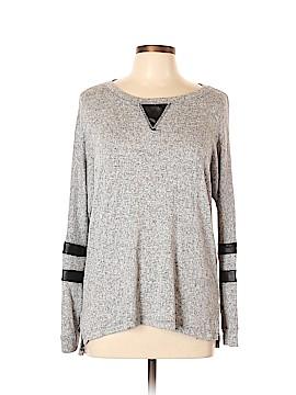 Mono B Long Sleeve Top Size L