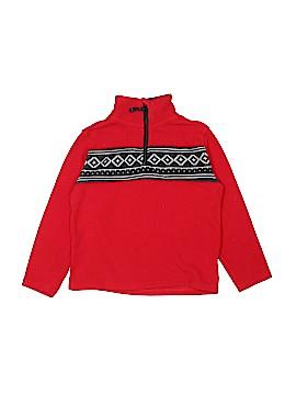 Faded Glory Fleece Jacket Size 8