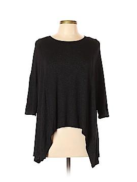 IMAN Short Sleeve Top Size L