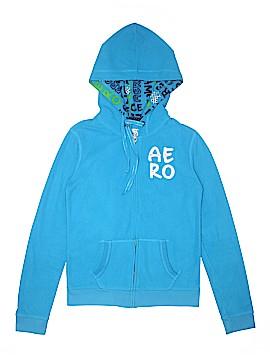 Aero Tech Designs Cyclewear Zip Up Hoodie Size M (Youth)