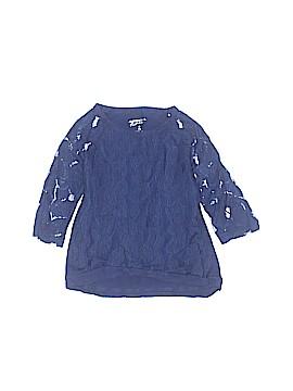 Arizona Jean Company 3/4 Sleeve Top Size 7 - 8