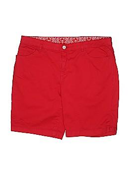 Faded Glory Shorts Size 18 (Plus)