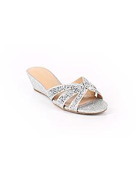 Thalia Sodi Wedges Size 8 1/2