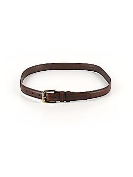 Canterbury of New Zealand Leather Belt Size M