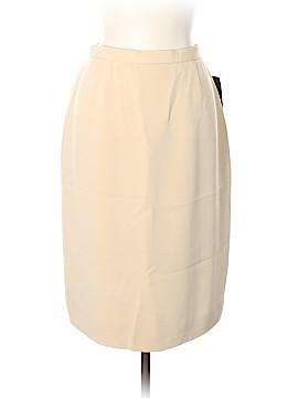 Dana Buchman Silk Skirt Size 10